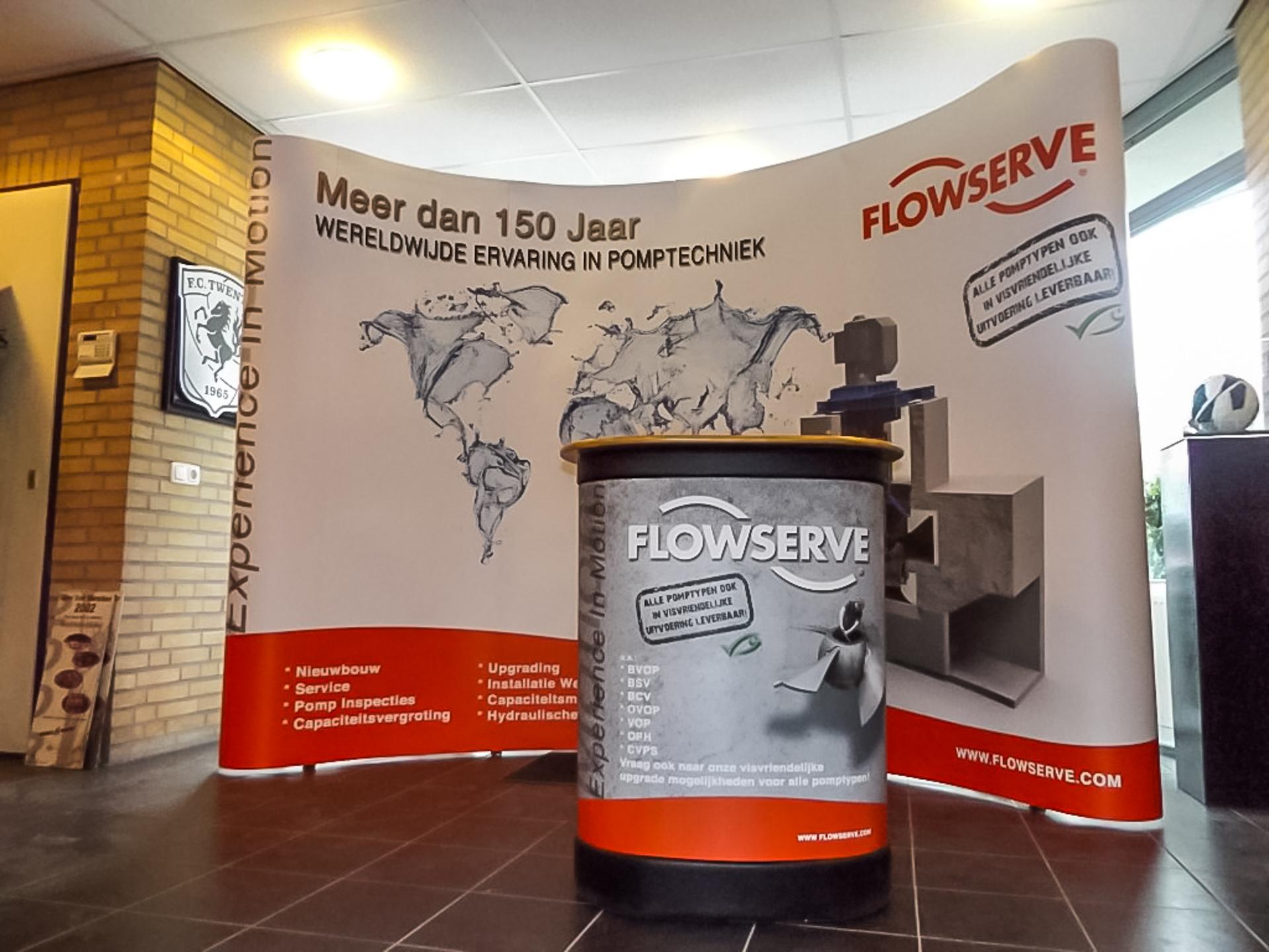 Beurswand, Beursreclame, Twente, Vriezenveen