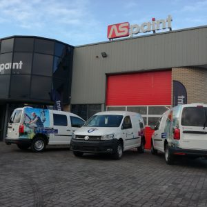 Fleetmarking, Wagenparkbelettering, Belettering, Autoreclame, Carwrap