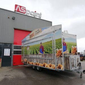 Belettering, reclame, sign, reclame Twente, Vriezenveen