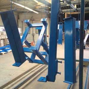 coating, poedercoaten, powdercoating, moffelen, Broeze, AS Paint, Vriezenveen, Twente
