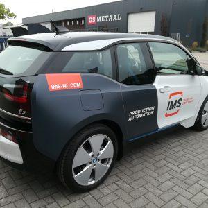reclame, sign, carwrap, belettering, autobelettering, voertuigreclame, AS Paint, IMS, Vriezenveen, Almelo, Twenterand